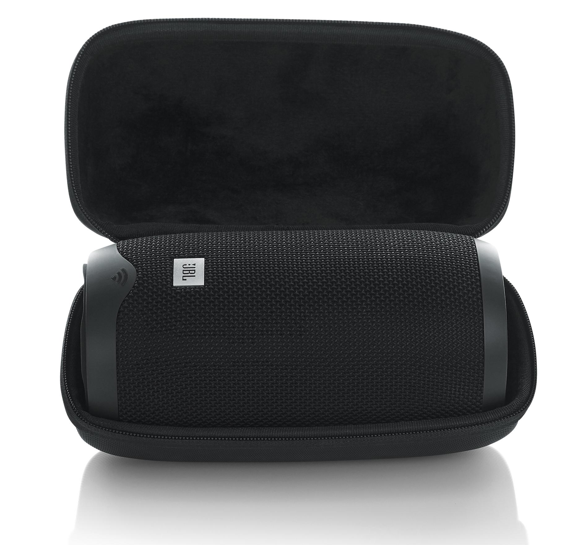 JBL Link 10 Case Open with Speaker